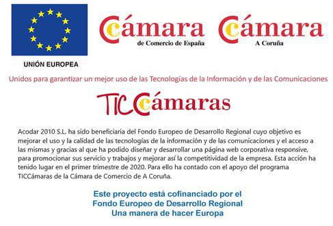 Programa TIC Cámaras