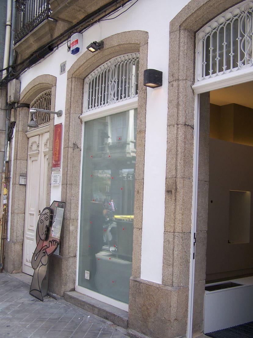 Reforma Local para usos auxiliares de la Casa Picasso