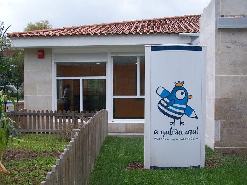 Reforma de y ampliación de escuela Infantil