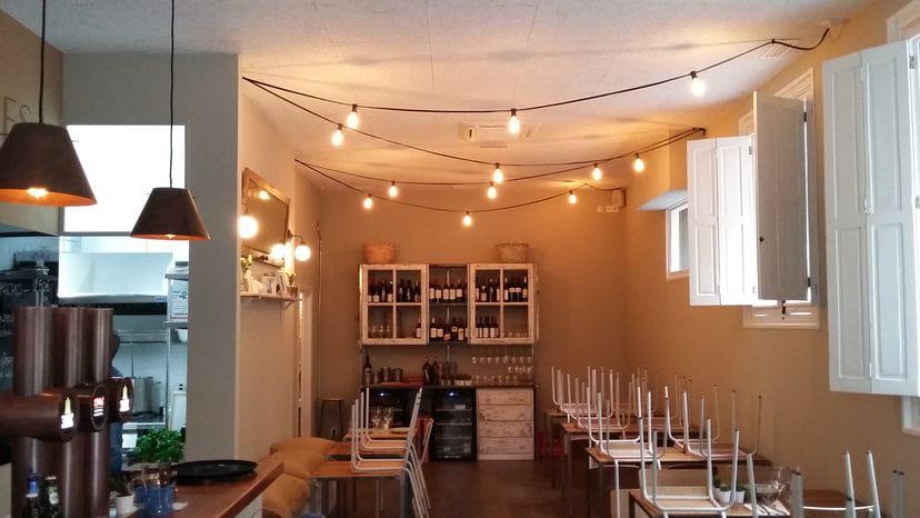 Reforma de local en Restaurante. La Teresa