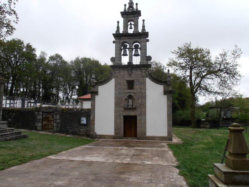 Actuacións varias no Camiño de Santiago