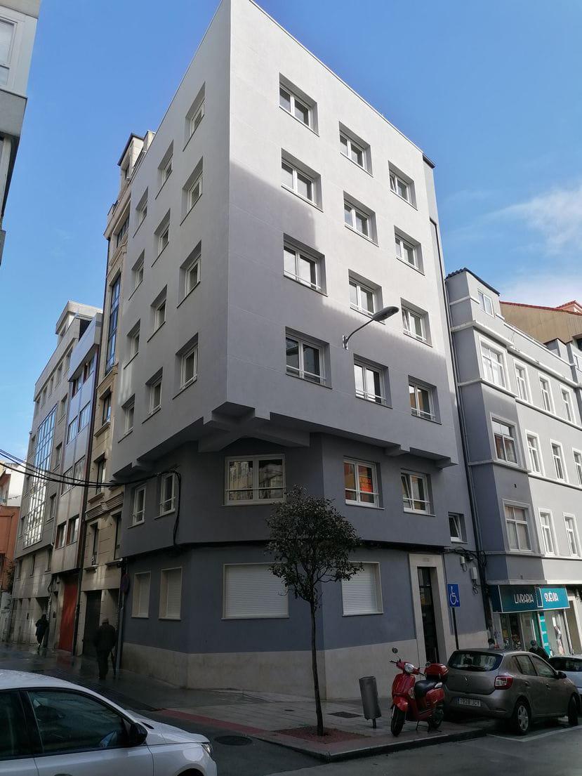 Rehabilitación de edificio de 7 viviendas. Villa de Negreira