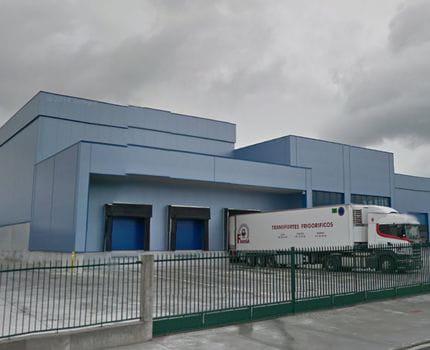 Construcción estructura Nave destinada a Frio Industrial