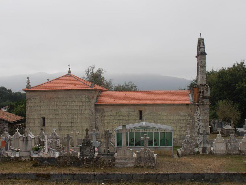 Restauración da Cuberta da Igrexa de Santa Mª do Vilar