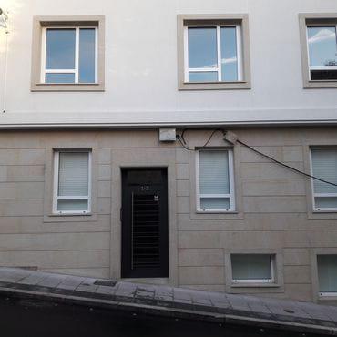 Rehabilitación Integral y ampliación de edificio de 12 viviendas. Veramar